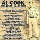 The Barrelhouse Man by Al Cook (CD, Feb-2008, Wolf)
