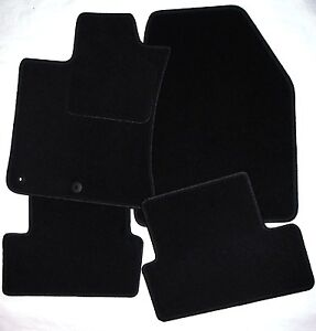 tapis de sol auto sur mesure pour nissan qashqai depuis 2007 ebay. Black Bedroom Furniture Sets. Home Design Ideas