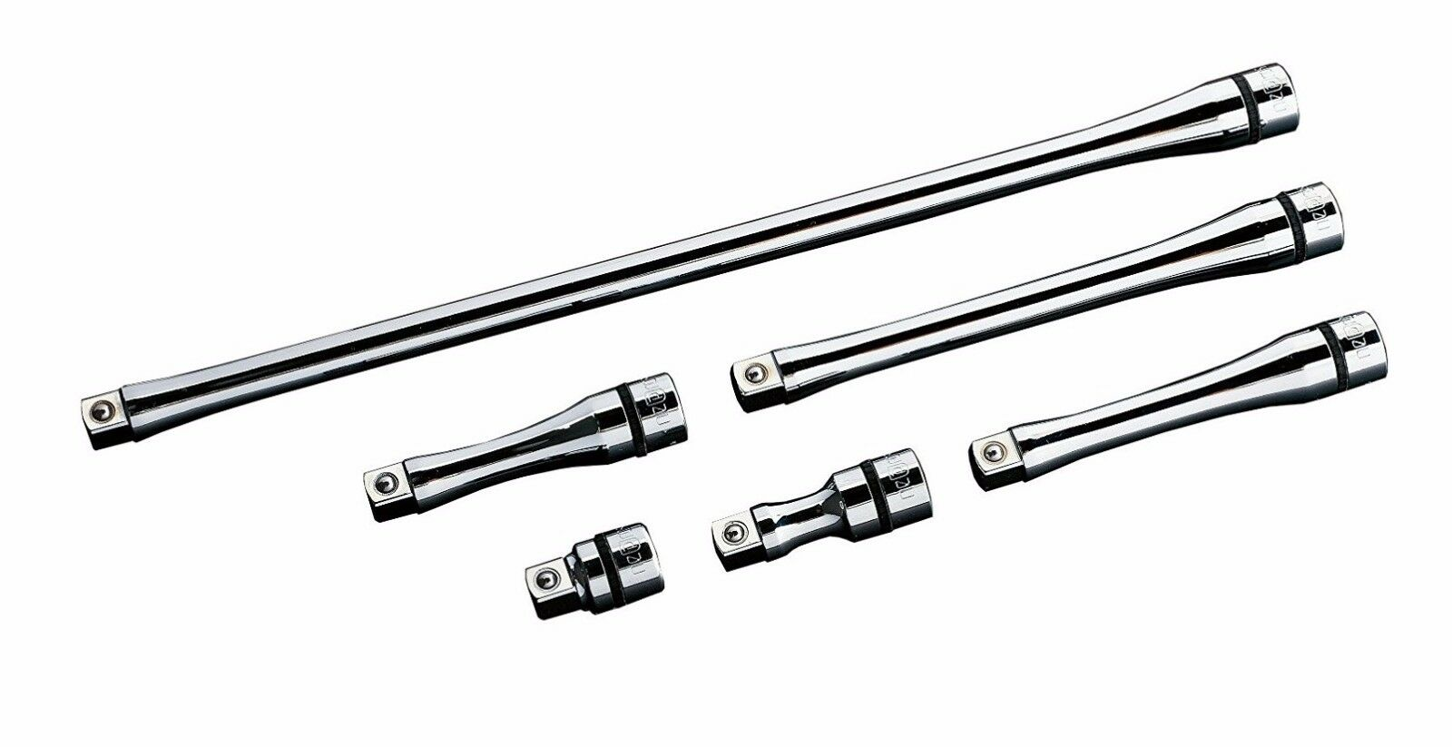 KTC-NEPROS / 3/8 INCH EXTENSION BAR SET 6 PCS / NTBE306 / MADE IN JAPAN