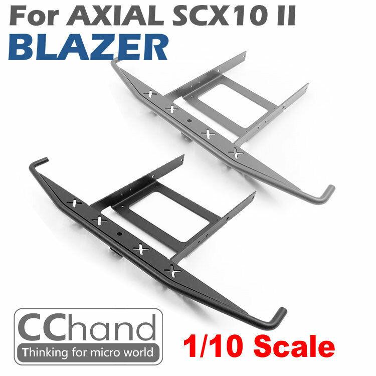 CC He METAL REAR BUMPER  for SCX10 90058 BLAZER   vendite online