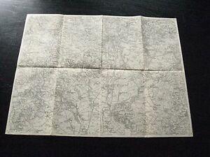 alte-Landkarte-Karte-Brno-Bruenn-Schwarzkirchen-Eibenschitz-G-Seelowitz-um-1930