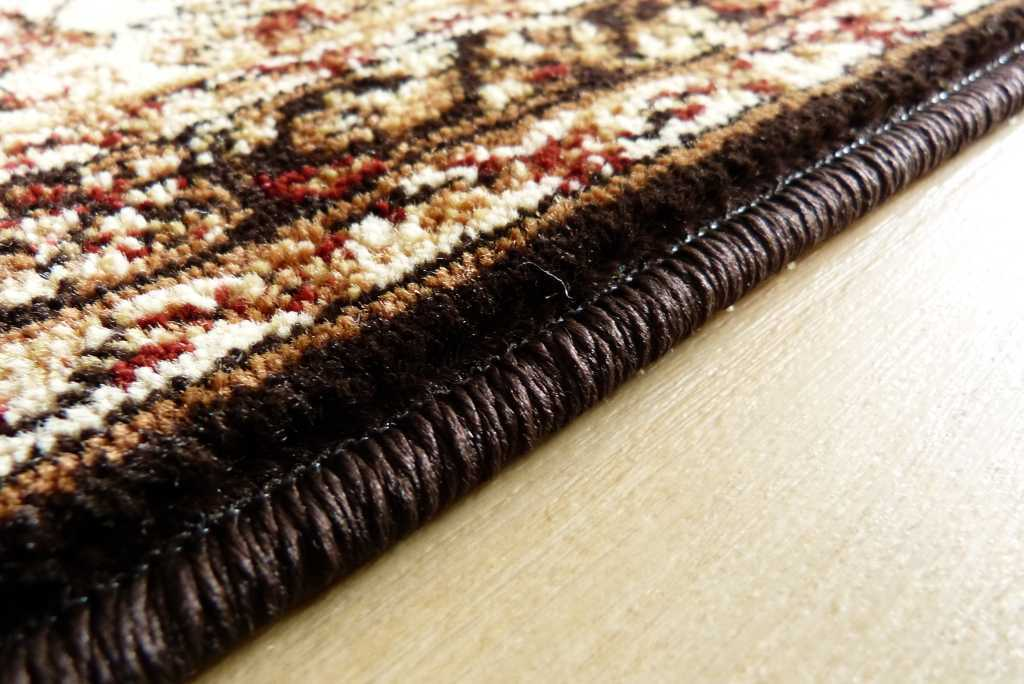Teppich Klassisch Persisch mit Umrandung Wohnzimmer Flachflor Flachflor Flachflor Creme 6 Größen d95ed4
