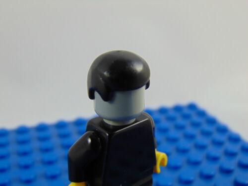 LEGO-MINIFIGURES SERIES X 1 BOYS BLACK SHORT HAIR PIECE FOR MINIFIGURES PARTS