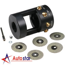 New Tungsten Grinder Amp Sharpener Multi Angle Offsets Head Tool For Tig Welding