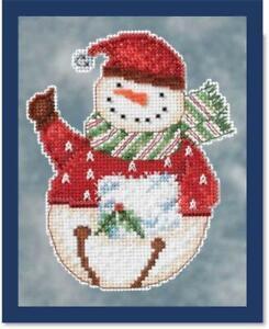 Mill-Hill-Counted-Cross-Stitch-Kit-SNOWBELLS-by-DEBBIE-MUMM-FLURRY