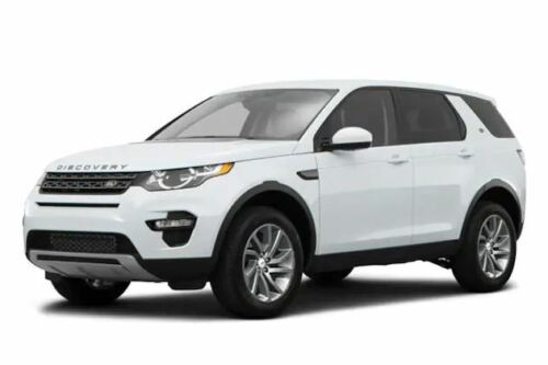 Land Rover Discovery Sport 2014-2017 Workshop Service Manual L550 Download