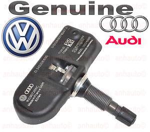 Genuine-Volkswagen-Audi-034-NEW-034-Tire-Pressure-Monitoring-Sensor-TPMS-315-MHz