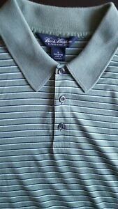 BROOKS-BROTHERS-Men-Classic-Fit-Premium-Cotton-Short-Sleeve-Polo-Shirt-Large-L