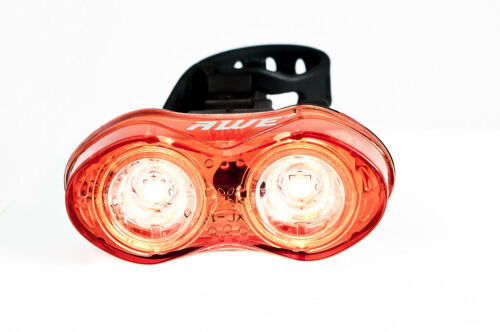 AWE AWEFlashTM 2 x 0.5W Red LED's Bicycle Rear Light 40 Lumens