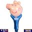Peppa-Wutz-Pig-Folienballon-Luftballon-Ballon-Kindergeburtstag-Marvel-Spider-Man Indexbild 5