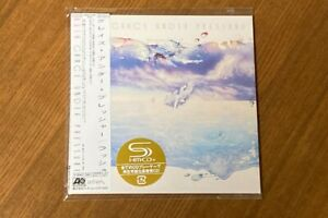 RUSH - GRACE UNDER PRESSURE - JAPAN MINI LP SHM-CD WPCR-13481 BRAND NEW