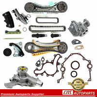 Ford Mazda Mercury 4.0l Sohc V6 Engine Timing Chain Kit W/ Gears+water, Oil Pump on sale