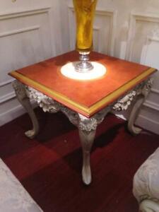Détails sur Noble Design Classiques Table Basse Table D\'Appoint Canapé  Table de Salon E66