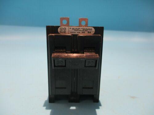NEW WESTINGHOUSE TYPE BA BAB2030 2 POLE 30 AMP  BOLT-ON CIRCUIT BREAKER