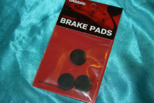 Retro-Fit for Most Control Knobs D/'Adario Set of 3 Loknob Brake Pads PW-BP-03