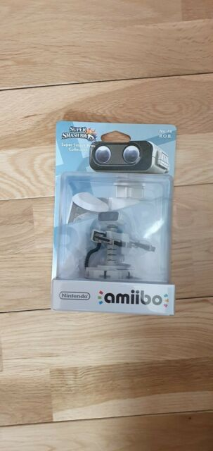 Figurine Nintendo Amiibo R.O.B NEUVE