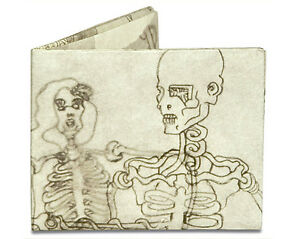 Squelettes-tyvek-mighty-wallet-bi-fold-portefeuille-par-dynomighty