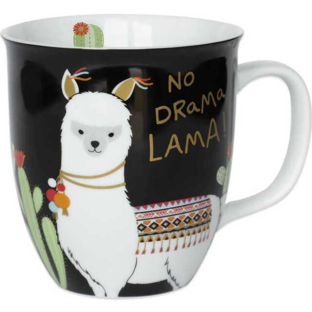 Sheepworld Tasse No Drama Lama Kaffeetasse Henkelbecher Teetasse Becher
