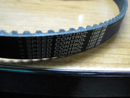 Speed Control 1500-5M 15 Timing Belt 15005M15 New