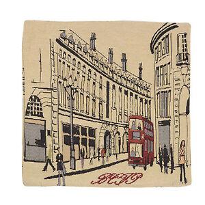 Wholesale job lot 10x cushion covers designer london bus for Window design jobs london