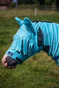 Details About Clearance 75 Off Snuggy Hoods Horse Pony Sweet Itch Mask Fly 6 99