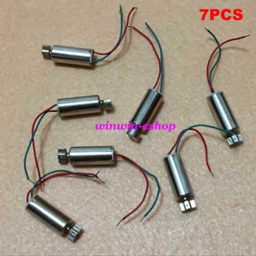 DC 1.5V-3V 7mm*16mm Micro Coreless Vibration Motor Mini Vibrating Vibrator Motor