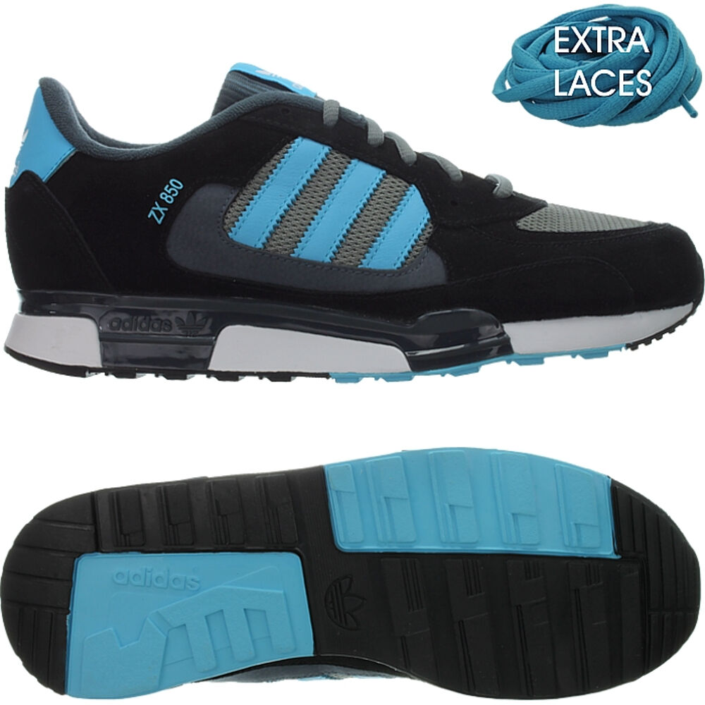 Adidas ZX 850 Trainers Trainers 850 Sneakers BNIB 28665e