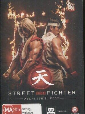 Street Fighter Assassin S Fist Togo Igawa Christian Howard