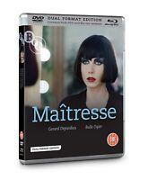 Maitresse: New Blu-Ray / DVD Dual Format - Gerard Depardieu