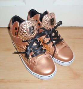 Varsitiy Pastry Uk Size 6 Bnib Gold Laced 39 Boots Punk Womens Eu Sire SpaqxE