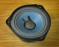 Bose 901 series III speaker drivers with new foam surrounds! Also fit IV, V, VI