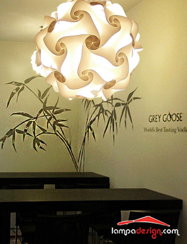 Lampadario locale bar hotel gelateria ristorante Illuminazione Moderna soft led
