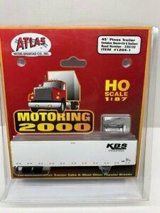 Atlas-1204-1-45-034-Pines-Trailer-KBS-235132-HO-Scale