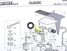 GAGGIA CLASSIC, BABY, evoluzione-Vapore Valvola Guarnizione/O RING PER CALDAIA DM0041/081