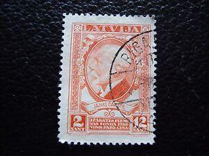 Lettland-Briefmarke-Yvert-Und-Tellier-N-132-Gestempelt-A33-Briefmarke
