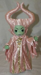 Disney D23 ROSE GOLD MOUSEKEETER BRUNETTE Precious Moments Doll