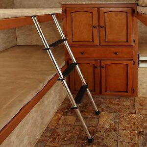 Details About New Bunk Bed Ladder 60in Non Slip Auto Vehicle Truck Rv Home Trailer Safety Step