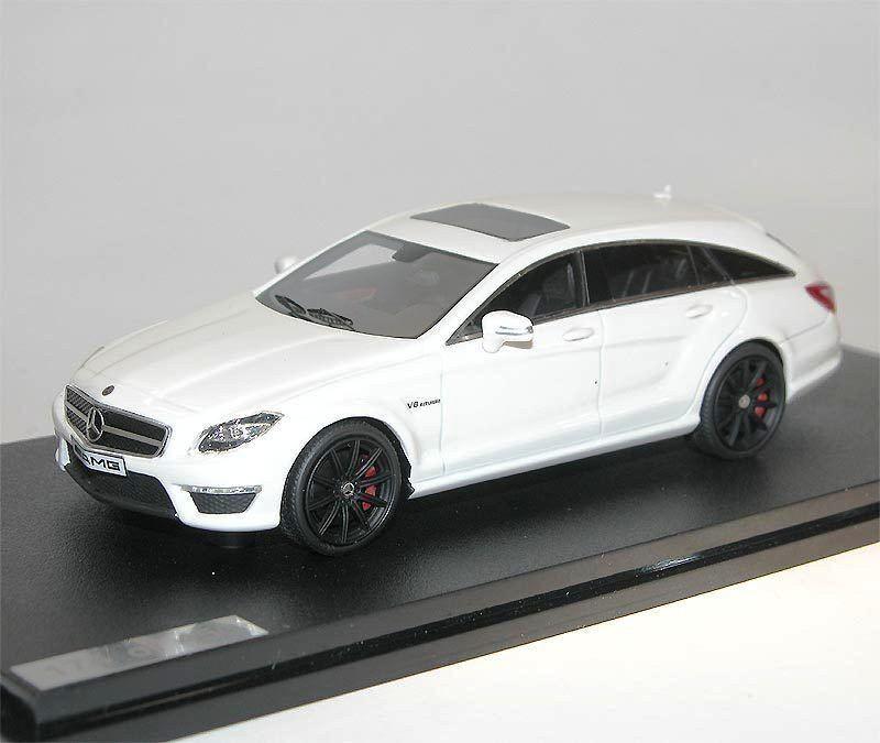GLM-Great Lighting Models, Mercedes AMG CLS63 Shooting Brake S-Model blancoo 1 43