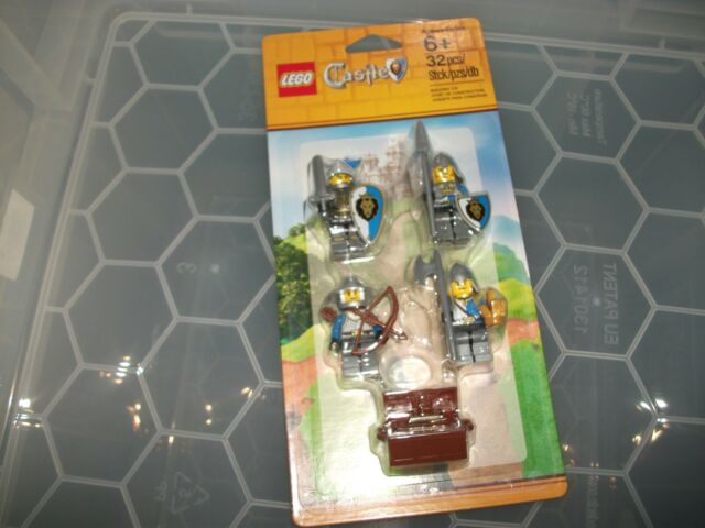 LEGO Set 850888 Castle Knights Accessory Set - BRAND NEW IN FACTORY SEALED BOX