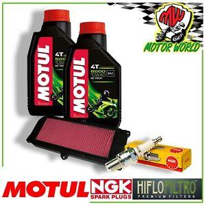 Set-Entretien-Huile-MOTUL-5000-Filtre-Bougie-Kymco-Dink-DD-E3-200-2014-2015