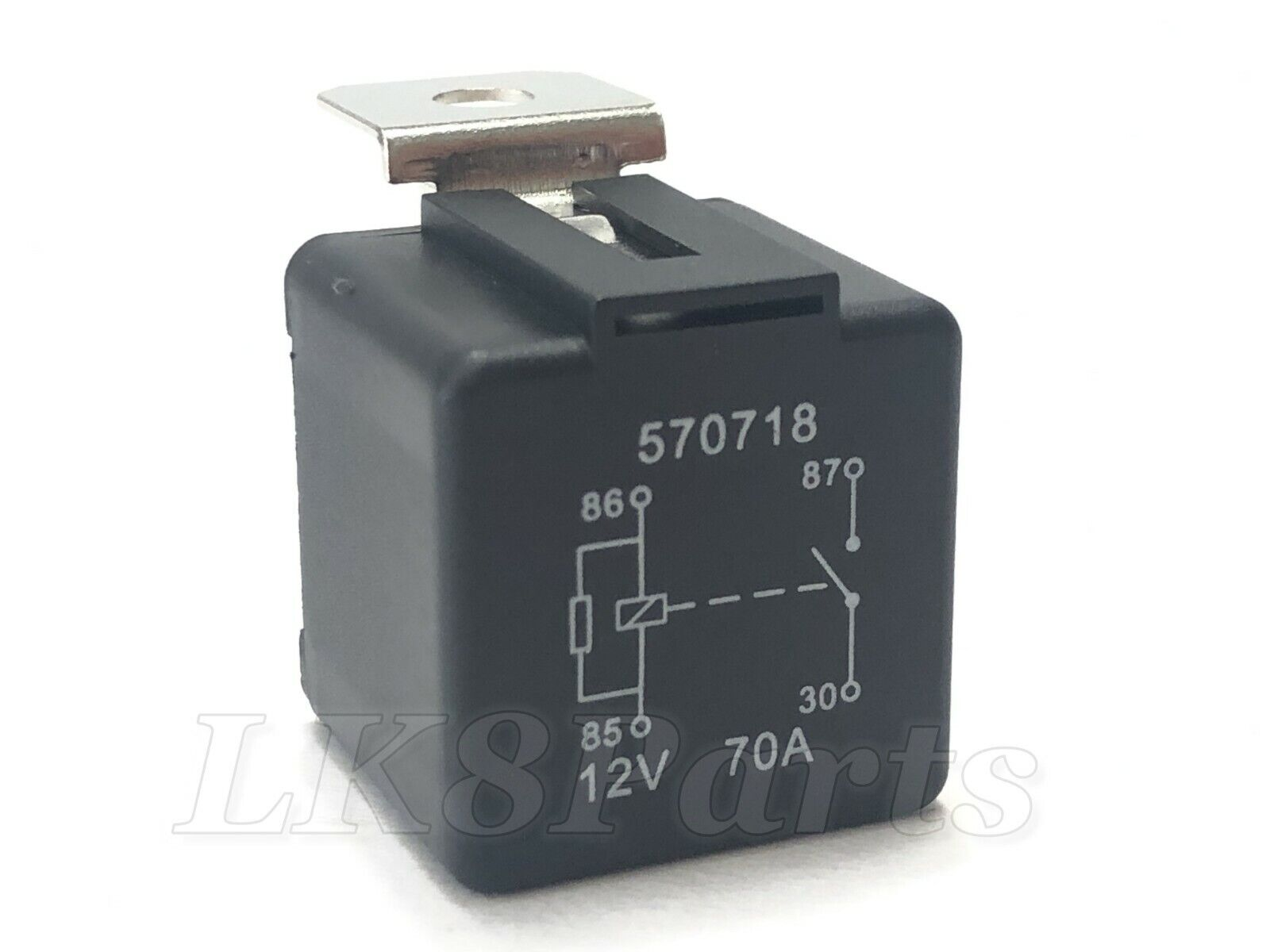 LAND ROVER RANGE ROVER 2003-2009 FULL SIZE AIR SUSPENSION COMPRESSOR RELAY YWB500220
