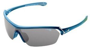 e4f781ddb2a cébé eyemax glasses electric blue frame grey silver flash lens - road tri