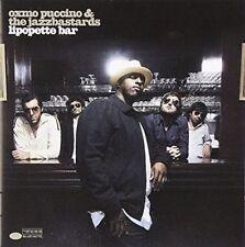 OXMO PUCCINO - LIPOPETTE BAR (NEW CD)