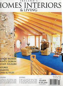 ireland s homes interiors living magazine october 2002 interior