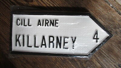 Kerry Irish Road Sign Replica Hand Made in Ireland NEW Killarney Co