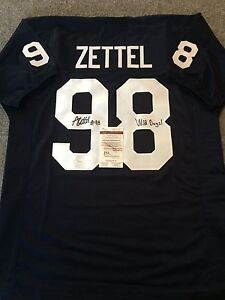 Anthony Zettel Jersey