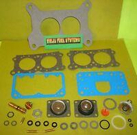 Rebuild Kit For Holley 2 Barrel Performance Carburetor Model 4412 500 Cfm Blue