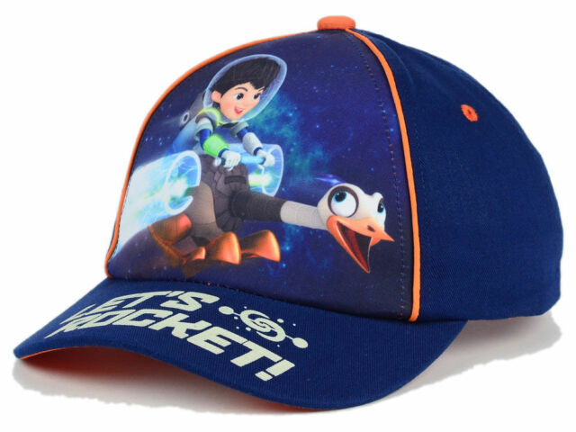 d5e5fc7c5e6 Disney Official Miles From Tomorrowland Lets Rocket Child Snapback ...