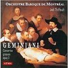 Francesco Geminiani - Geminiani: Concerti Grossos, Opus 3 (1999)