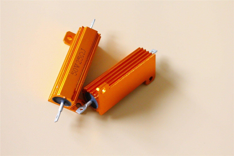 20 x 470 Ω  1//4  Watt 1/% 470 Ohm Widerstand resistor /& Vishay 0207 20pcs